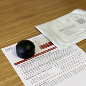 Rapidos – Short Term Radon Test Kit