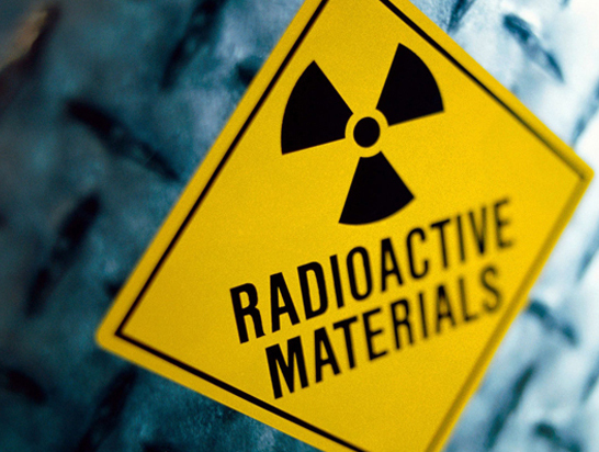 Commercial radon detector
